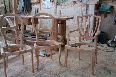 Restauraci n de muebles restauradores de muebles en madrid - Restauracion de muebles de madera ...