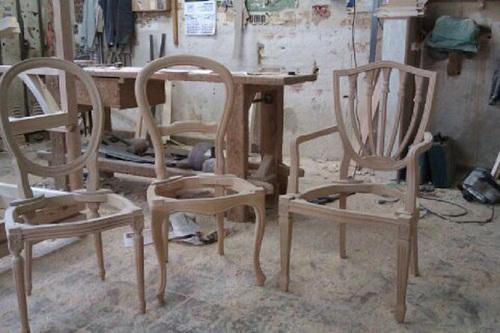 Restauraci n de muebles esqueletajes y carpinter a logar - Cursos restauracion muebles madrid ...